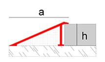Novonivel 2 - Perfiles de aluminio para transición de pavimentos
