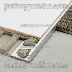 SCHIENE - Tile corner edge protection profile