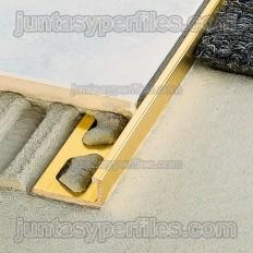 SCHIENE-BASIC - Perfil de remate para pavimentos