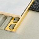 SCHIENE-BASIC - Finishing profile for tile coverings