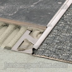 RENO-TK - Transition profile for carpets and ceramic