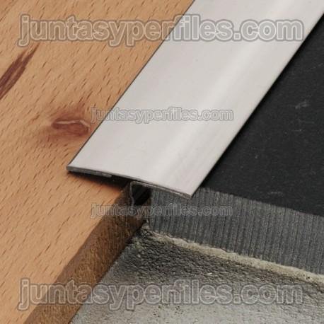 Tapajuntas o cubrejunta para transici n entre pavimentos modelo reno t - Cambio de pisos entre particulares ...