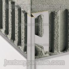 DECO: Perfil decoratiu de transició per a terra i paret