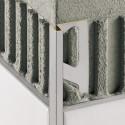 DECO - Perfil decorativo de transición para suelos y paredes