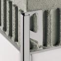 QUADEC-E - Perfil de vora quadrat en acer inoxidable