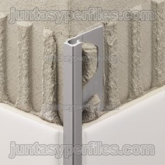 QUADEC-A - Profil de bord de tuile en aluminium