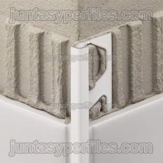 QUADEC-AC - Profilé de bord de tuile en aluminium laqué