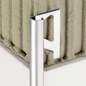 RONDEC-E - Stainless steel corners