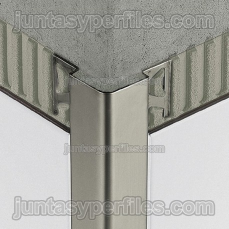 Cantoneras de acero inoxidable de 135 modelo eck e de - Angulo de acero inoxidable ...