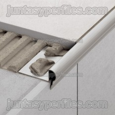 TREP-FL - Stair nosing profile with florentine molding
