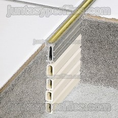 DILEX-EZ-70 - Juntes de dilatació de PVC capa gruixuda