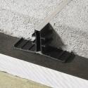 DILEX-EP - Joints de dilatation en PVC avec ailettes
