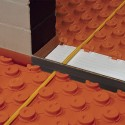 DILEX-DFP - Expansion joint and acoustic barrier