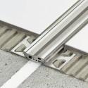 DILEX-BT - Joint de dilatation structurel en aluminium