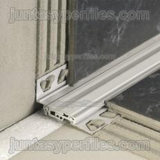 DILEX-BTO - Junta estrutural de alumínio para parede