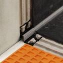 DILEX-RF - Junta perimetral de piso / parede