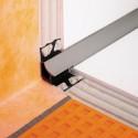 DILEX-HK - cove-shaped profile sanitary or half PVC cane