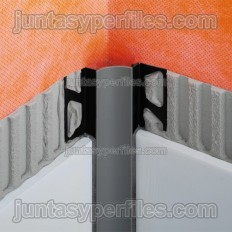 DILEX-HKW - cove-shaped profile sanitary or half PVC cane