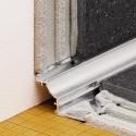 DILEX-AHK - Escocia sanitaria o media caña de aluminio