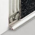 DILEX-AHKA - Profi lo in alluminio anodizzato a forma concava