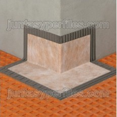 KERDI-KERECK-FA - Outside corner