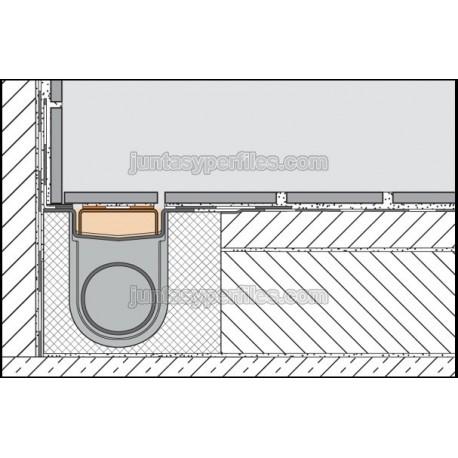 Rejilla inoxidable portadora para platos de ducha de obra for Accesorios plato ducha