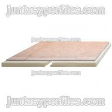 KERDI-SHOWER-LCS - Painel lateral para base de chuveiro de trabalho