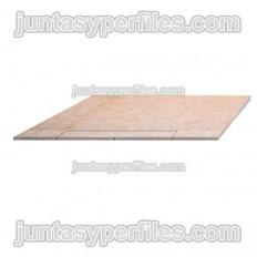 KERDI-SHOWER-LS - Side slope panel for work shower tray