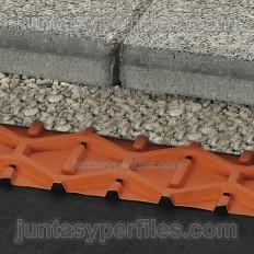 TROBA-RO - Feuille de drainage en rouleaux