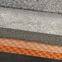 TROBA-PLUS-G - Draining sheet with mesh