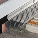 TROBA-LINE-TLG - Tubi d'acqua chiusi e griglia inossidabile