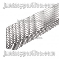TROBA-LINE-TLK-E - Perforated stainless steel filter strip