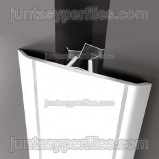 Tapajunta Flex PVC B/3m