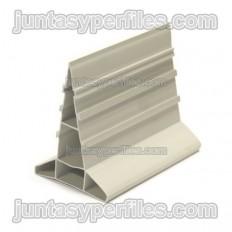 Novojunta concretado 80 - Panneau en béton PVC
