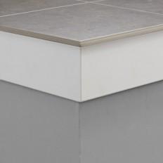 Novovierteaguas LX - Perfil vierteaguas de aluminio inclinado