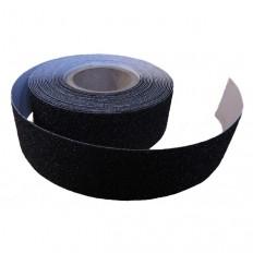 Non-slip adhesive tape in black