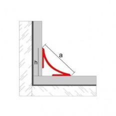 Escocia PVC sanitaria barras 2,5 m