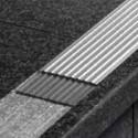 TREP-EFK - Peldaños de escalera inoxidable de sobreponer