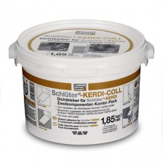 KERDI-COLL - L - Adhesive for delayed polyethylene sheet