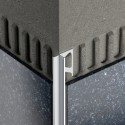 INDEC - Profilé de bord en forme d'angle
