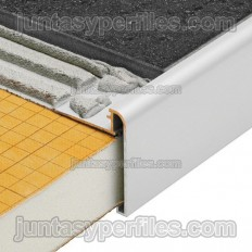 RONDEC-STEP - Aluminum worktop corners