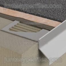 Vierteaguas De Aluminio En Forma De T Con Goteron Bara Rkb - Balcones-aluminio