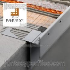 BARA-RAKE - 90 ° external angle