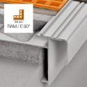 BARA-RAM - 90 ° external angle