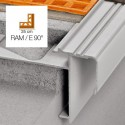 BARA-RAM - Angle extern de 90 °