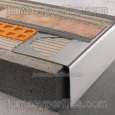 BARA-RW - L-shaped aluminum water slide