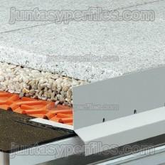 BARA-RKL - Grondaia per balcone in alluminio
