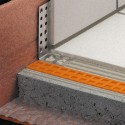 BARA-ESOT - Perfil portador de sòcol en acer inoxidable