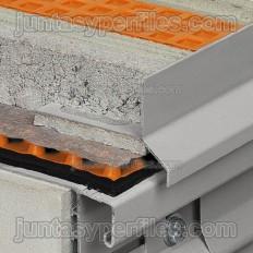 BARA-RK - Grondaia per balcone in alluminio