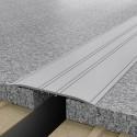 Novotapajuntas NDAS - Tapajunta Aluminio con adhesivo de fijación